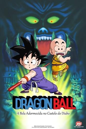 Dragon Ball Filme A Bela Adormecida no Castelo Amaldiçoado Dublado BD 1080p Download Torrent