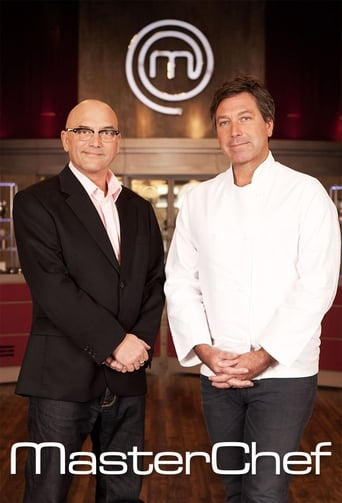 Poster of Masterchef Goes Large
