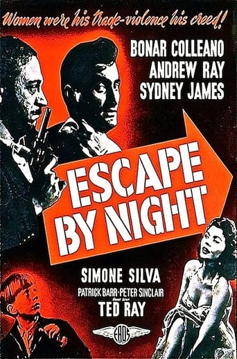 Poster of Escape by Night