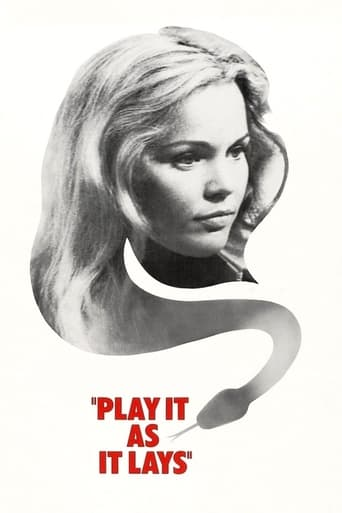 Poster of Play It as It Lays