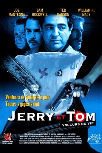 Poster of Jerry and Tom