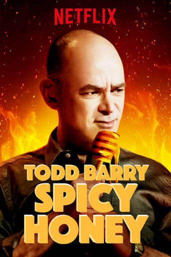Todd Barry: Spicy Honey Movie Poster