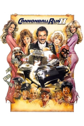 voir film Cannon Ball 2  (The Cannonball Run II) streaming vf