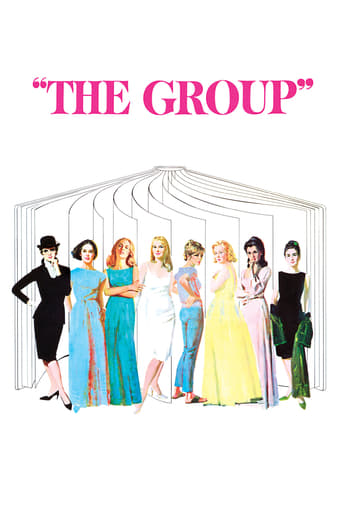 Official movie poster for The Group (1966)