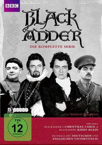 Blackadder - Komödie / 1983 / 4 Staffeln