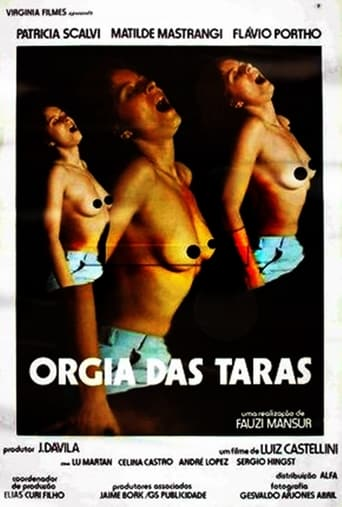 Poster of Orgia das Taras