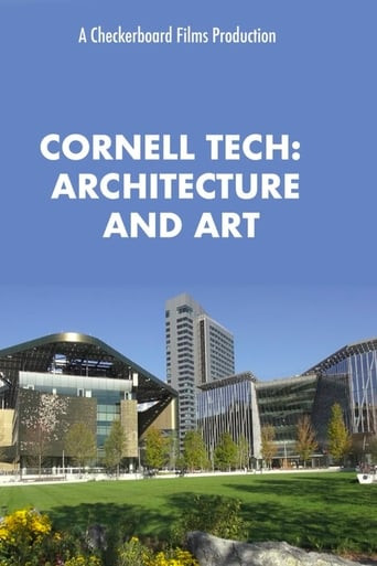 The Architecture and Art of Cornell Tech