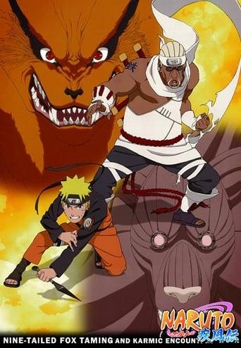 Naruto Shippuden 12ª Temporada - Poster