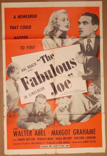 Poster of The Fabulous Joe