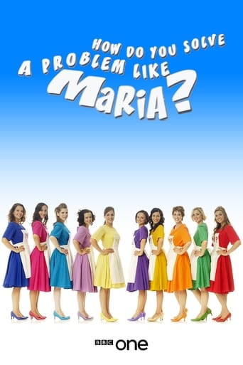 Poster of How Do You Solve a Problem like Maria?