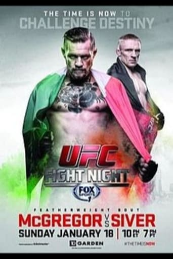 Poster of UFC Fight Night 59: McGregor vs. Siver