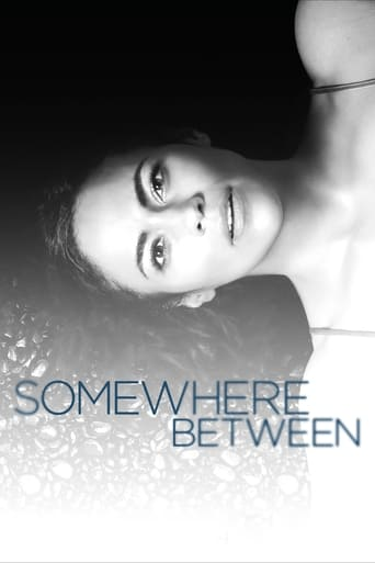Somewhere Between Jay Hindle  - Chad Wolofsky