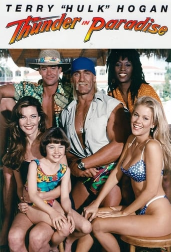 Poster of Thunder in Paradise