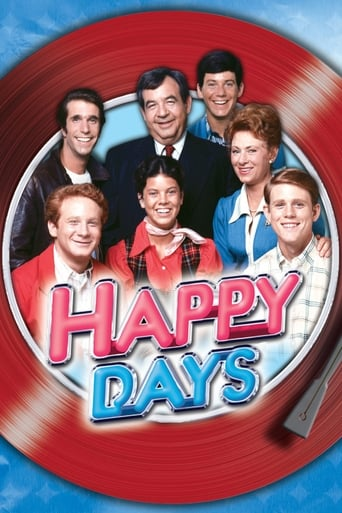 Poster of Happy Days