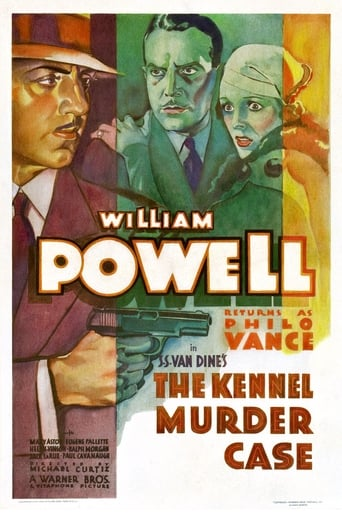 'The Kennel Murder Case (1933)