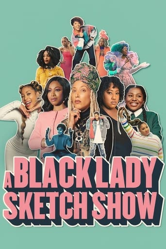 Poster A Black Lady Sketch Show