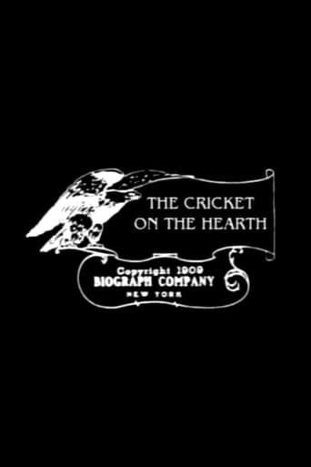 Poster of The Cricket on the Hearth