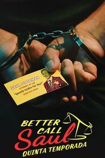 Better Call Saul 5ª Temporada - Poster