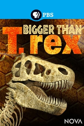 Bigger Than T. Rex