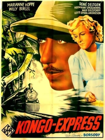 Poster of Kongo-Express