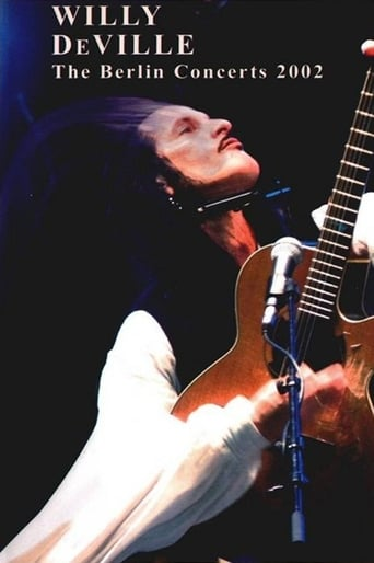 Willy DeVille: The Berlin Concerts