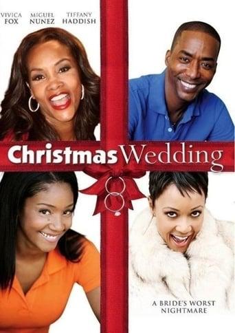 A Christmas Wedding Movie Poster