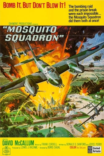 Poster of Mosquito Squadron