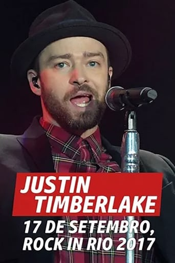 Justin Timberlake Rock in Rio