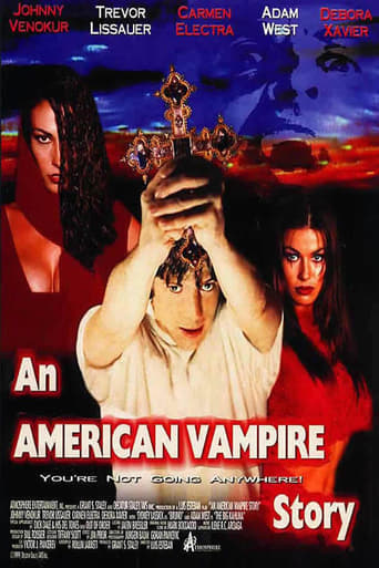 Poster of An American Vampire Story