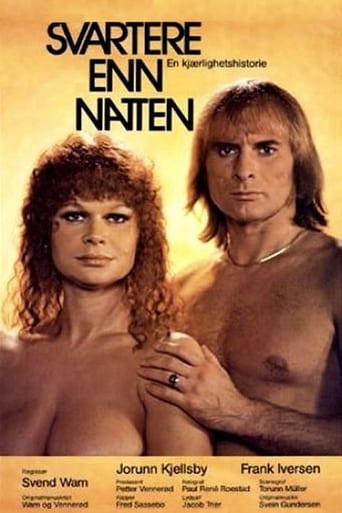 Poster of Svartere enn natten