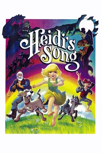 Poster of Heidi's Song