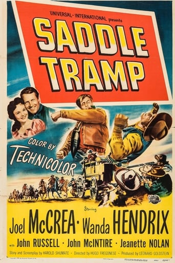 Poster of Saddle Tramp
