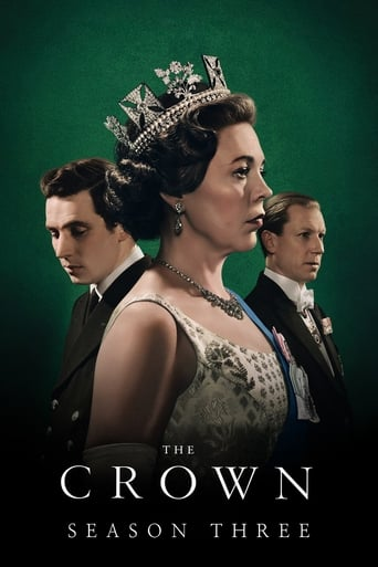 The Crown 3ª Temporada - Poster
