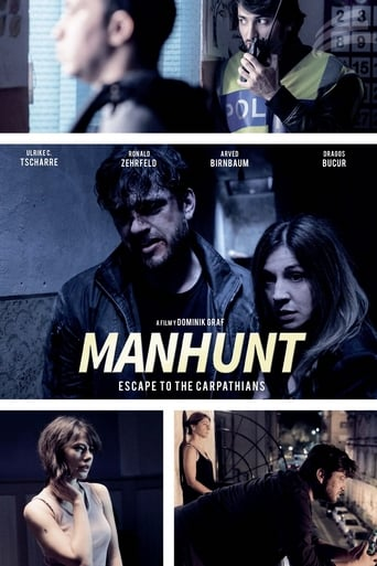 Poster of Manhunt: Escape to the Carpathians