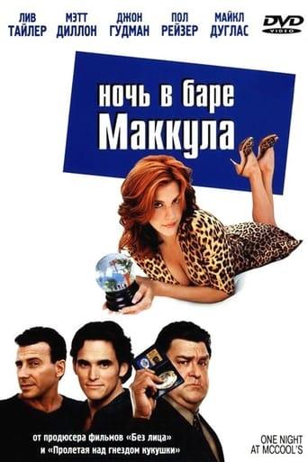 Poster of Ночь в баре Маккула