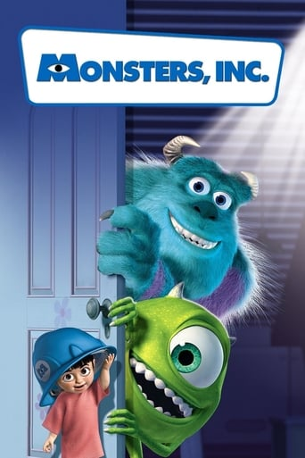 Monsters, Inc. (2001) - poster