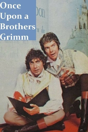 Poster of Once Upon a Brothers Grimm