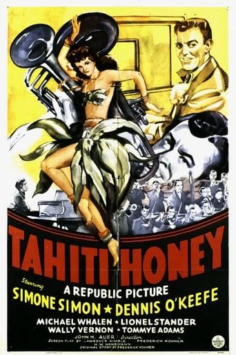 Poster of Tahiti Honey
