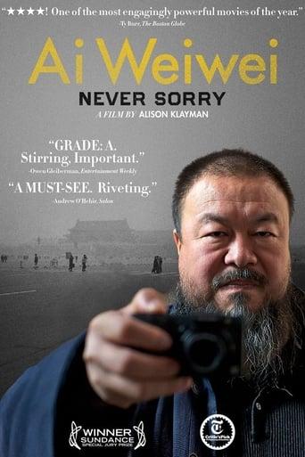 Watch Ai Weiwei: Never Sorry Online