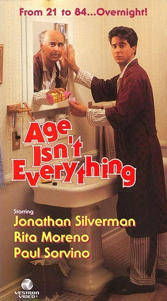 Poster of Age Isn't Everything
