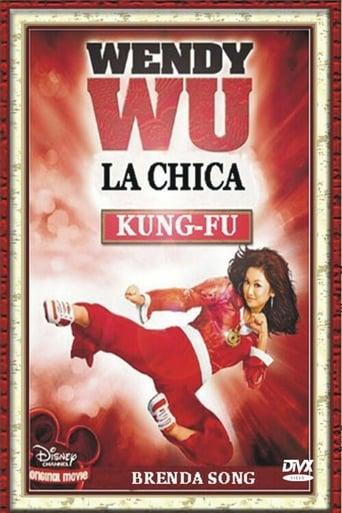 Poster of Wendy Wu: La Chica Kung Fu