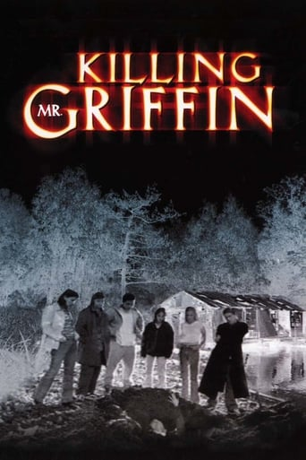 Poster of Killing Mr. Griffin