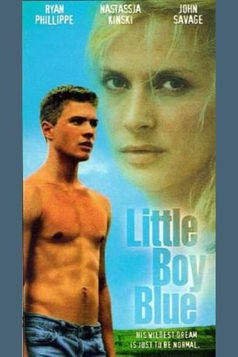 Poster of Little Boy Blues