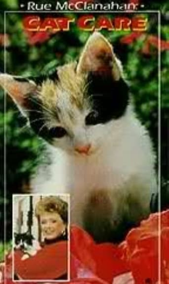 Poster of Rue McClanahan: The Cat Care Video Guide