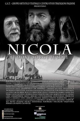 Poster of Nicola, lì dove sorge il sole