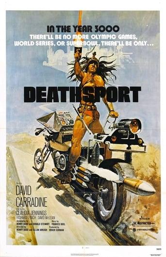 Poster of Deathsport