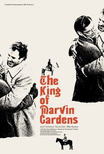 Poster of The King of Marvin Gardens