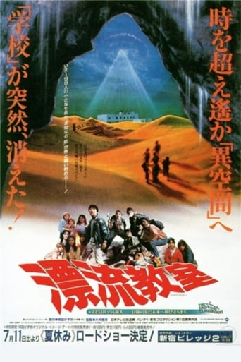 Poster of The Drifting Classroom