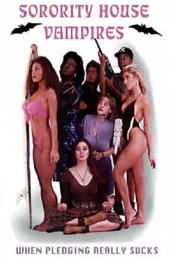 Poster of Sorority House Vampires
