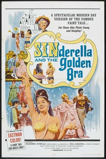 Poster of Sinderella and the Golden Bra